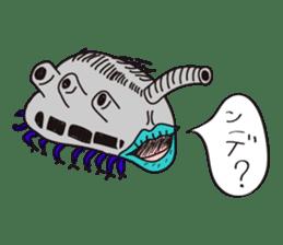 creatures(JAPON) sticker #898064