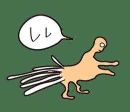creatures(JAPON) sticker #898065