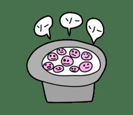 creatures(JAPON) sticker #898066