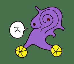 creatures(JAPON) sticker #898068