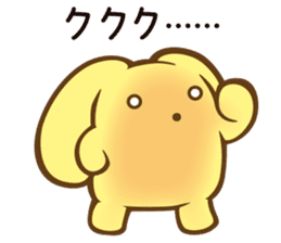 wooser's hand-to-mouth life sticker #898919