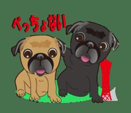 Pag of rednecks Japan sticker #899522
