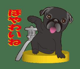 Pag of rednecks Japan sticker #899523