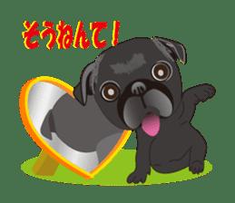 Pag of rednecks Japan sticker #899535