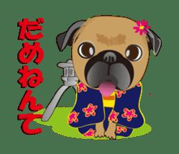 Pag of rednecks Japan sticker #899539