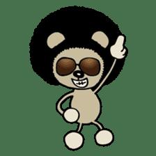 Bear-Kun sticker #899841