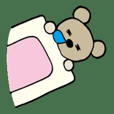 Bear-Kun sticker #899850