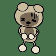 Bear-Kun sticker #899853