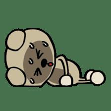 Bear-Kun sticker #899854