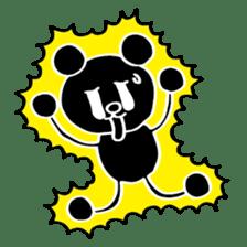 Bear-Kun sticker #899860