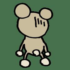Bear-Kun sticker #899861