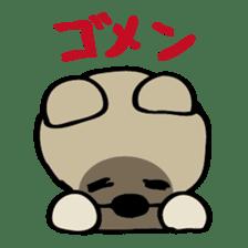 Bear-Kun sticker #899862