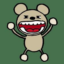 Bear-Kun sticker #899865