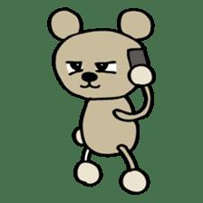 Bear-Kun sticker #899867