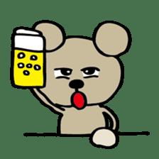 Bear-Kun sticker #899873
