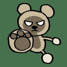 Bear-Kun sticker #899876