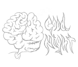 Brain Monsters sticker #900207