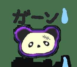 Panda Sasaki sticker #901070
