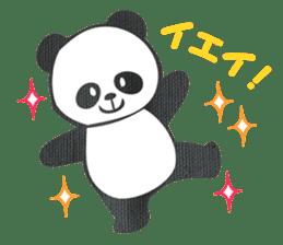 Panda Panda Panda sticker #901321