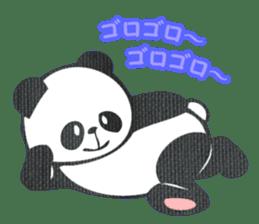 Panda Panda Panda sticker #901325