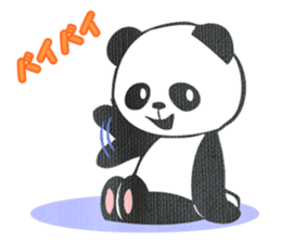 Panda Panda Panda sticker #901326