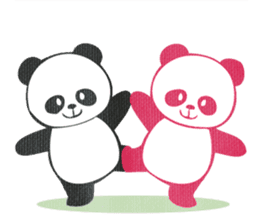 Panda Panda Panda sticker #901327