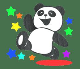 Panda Panda Panda sticker #901329