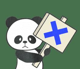 Panda Panda Panda sticker #901331