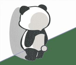 Panda Panda Panda sticker #901333
