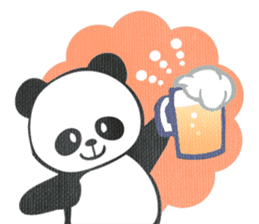 Panda Panda Panda sticker #901334