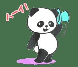 Panda Panda Panda sticker #901338