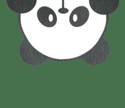 Panda Panda Panda sticker #901341