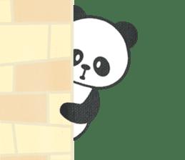 Panda Panda Panda sticker #901342