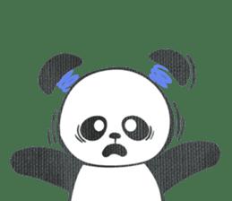 Panda Panda Panda sticker #901343