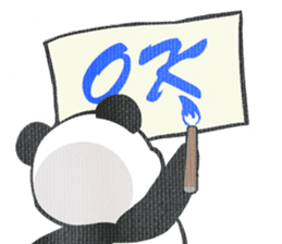 Panda Panda Panda sticker #901344