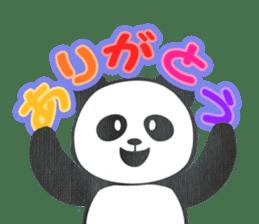 Panda Panda Panda sticker #901346