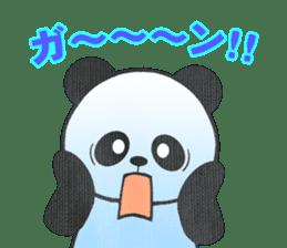 Panda Panda Panda sticker #901348