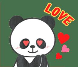 Panda Panda Panda sticker #901353