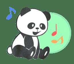 Panda Panda Panda sticker #901356
