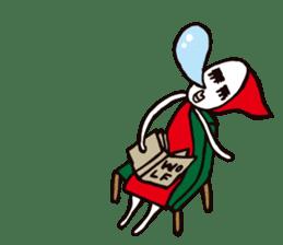 Zukin-chan sticker #901524