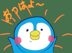 slack penguin sticker #901679
