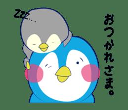 slack penguin sticker #901684
