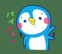 slack penguin sticker #901689