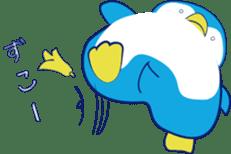 slack penguin sticker #901692