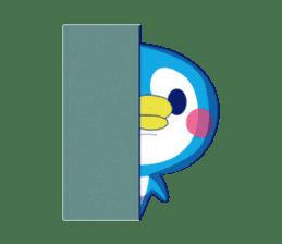 slack penguin sticker #901694