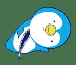 slack penguin sticker #901697