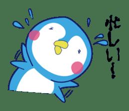 slack penguin sticker #901698