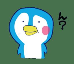 slack penguin sticker #901700