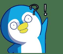 slack penguin sticker #901704