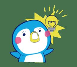 slack penguin sticker #901707